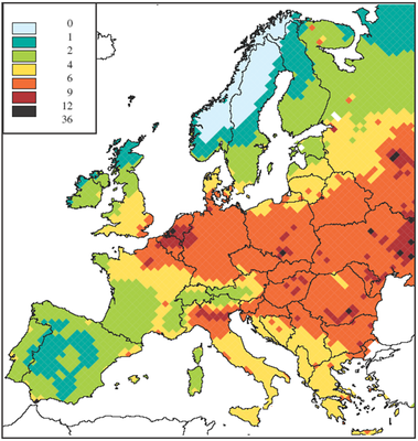 Impact van fijnstof op gezondheid - 2